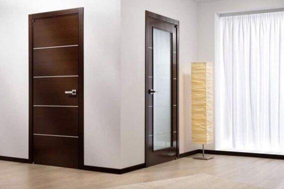 Tổng hợp các loại cửa phòng ngủ thời thượng và thẩm mỹ nhất 2021